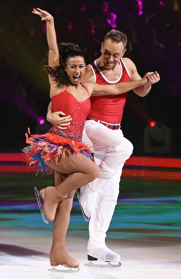 Hayley Tamaddon and Dan Whiston