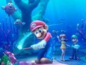 The upcoming 3DS golf sim features an underwater course.