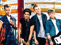 The band will support their debut album Meet The Vamps with the shows.