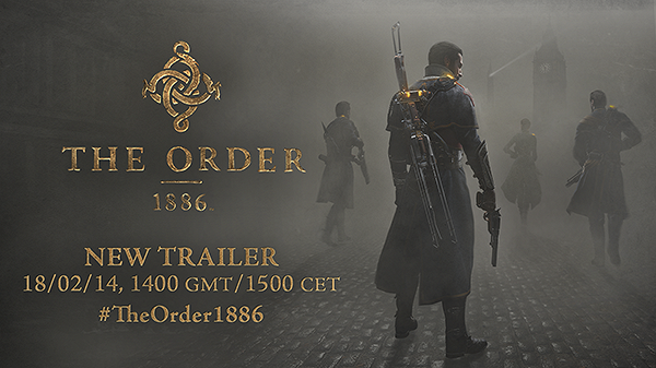 The Order: 1886 trailer tease