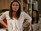 Carla desperately hopes that she isn't expecting a baby.