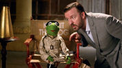 Watch the opening musical number from Muppets Most Wanted.