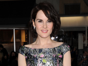 'Non-Stop' film premiere, Los Angeles, America - 24 Feb 2014 Michelle Dockery