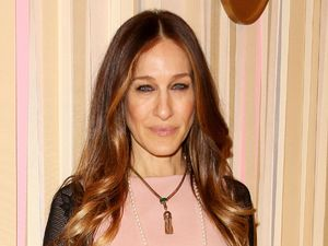 Sarah Jessica Parker and Nordstrom Launch SJP Collection pop up shop opening, New York, America - 26 Feb 2014 Sarah Jessica Parker