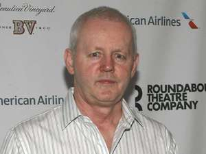 David Morse at 'The Unavoidable Disappearance of Tom Durnin' play opening night, New York