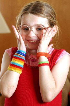 LITTLE MISS SUNSHINE' FILM - 2006 'LITTLE MISS SUNSHINE' Abigail Breslin 2006