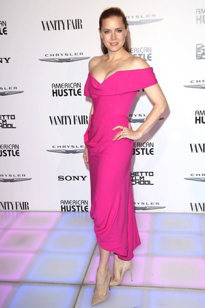 Vanity Fair and Chrysler toast American Hustle, Los Angeles, America - 27 Feb 2014