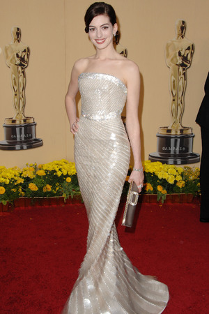 81st Annual Academy Awards Arrivals, Los Angeles, America - 22 Feb 2009 Anne Hathaway 22 Feb 2009