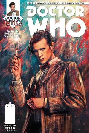 Doctor Who: The Eleventh Doctor #1