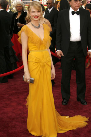 THE 78TH ACADEMY AWARDS ARRIVALS, LOS ANGELES, AMERICA - 05 MAR 2006 Michelle Williams
