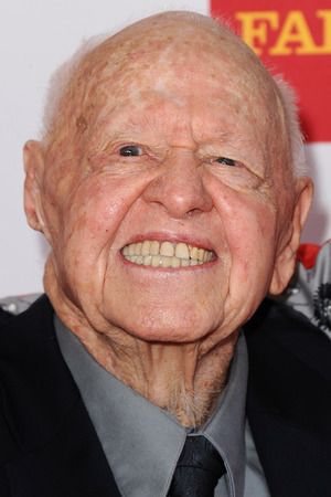 66th Annual Tony Awards after party, New York, America - 09 Jun 2013Mickey Rooney