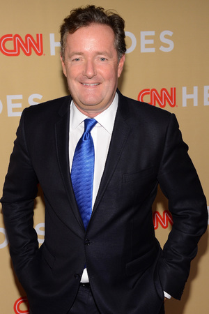 Piers Morgan, CNN