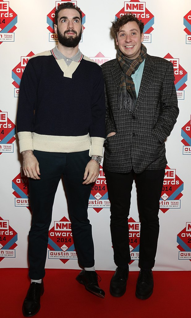NME Awards: Two Door Cinema Club