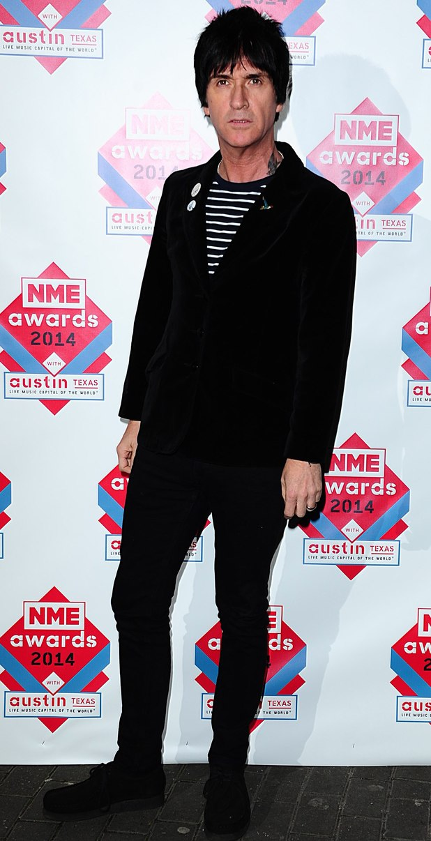 NME Awards: Johnny Marr