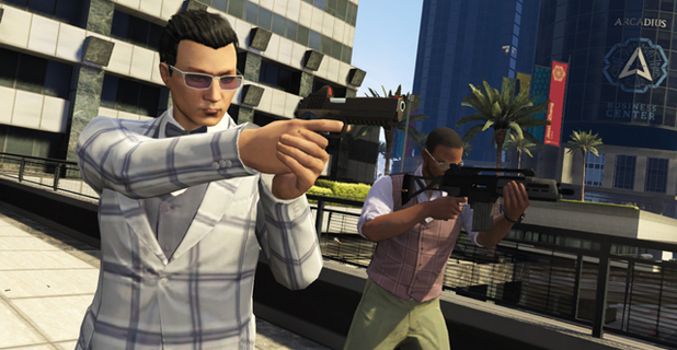 GTA Online 'The Business' update