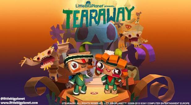 LittleBigPlanet 'Tearaway Minipack'