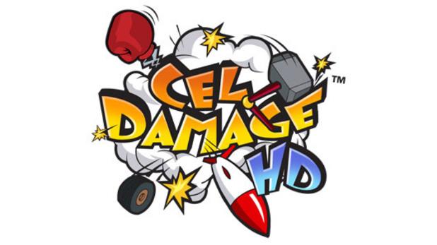 Cel Damage HD logo