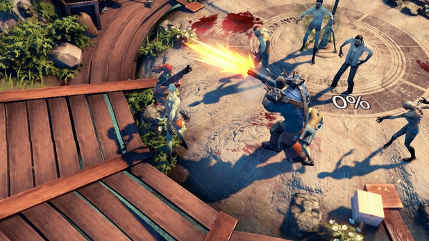 Dead Island: Epidemic screenshot