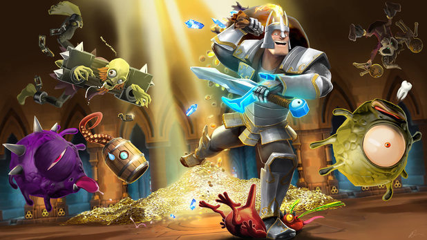 The Mighty Quest for Epic Loot is a free-to-play online adventure from Ubisoft
