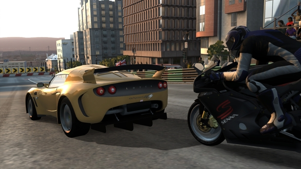 Project Gotham Racing 4 screenshot