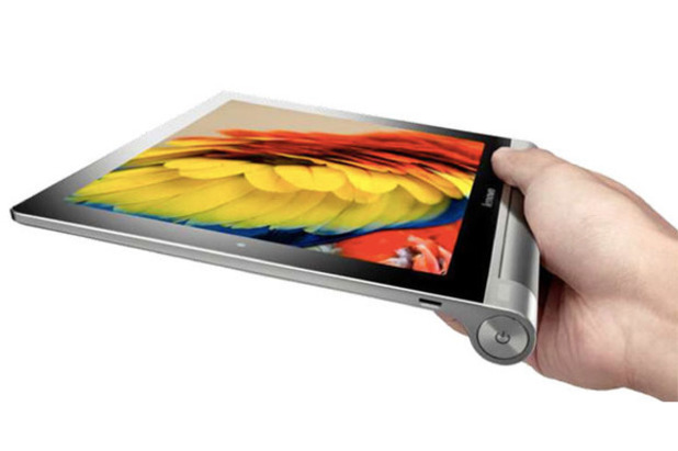 Lenovo's Yoga Tablet 10 HD+