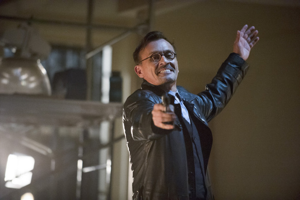 Robert Knepper as William Tockman in 'Arrow' S02E14: 'Time of Death'