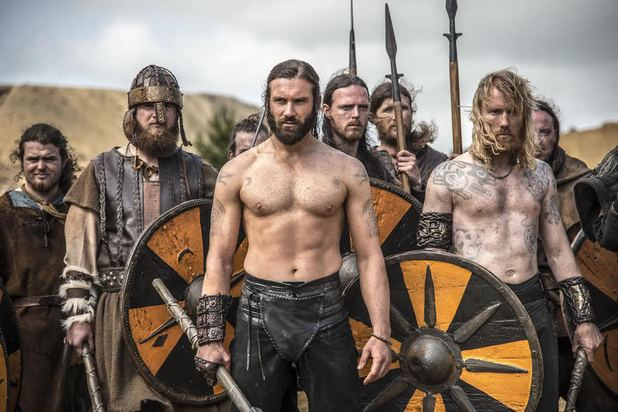 'Vikings' season two on Amazon Prime Instant Video.