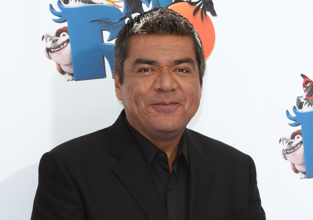 George Lopez at the 'Rio' Film Premiere Los Angeles