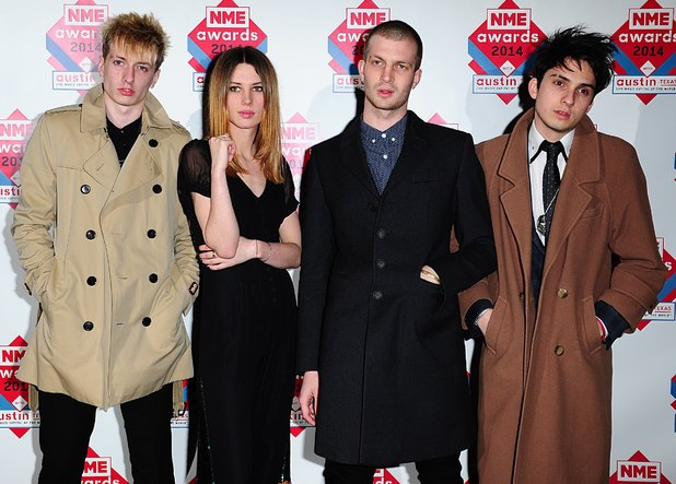 NME Awards: Wolf Alice