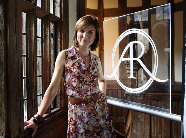 Antiques Roadshow presented by Fiona Bruce
