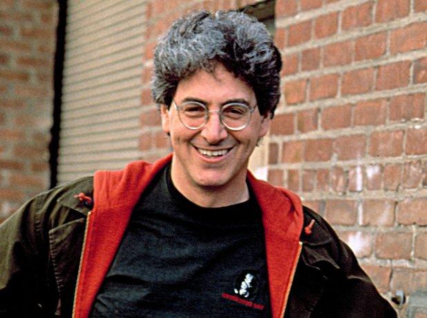 Harold Ramis in Groundhog Day