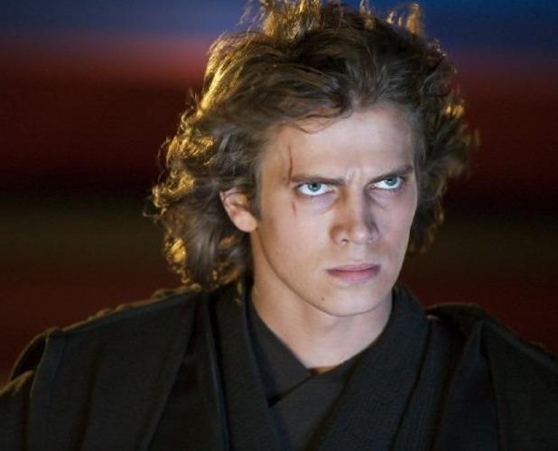 Star Wars villains Anakin Skywalker