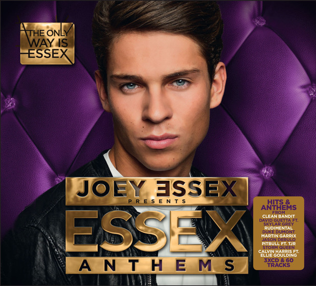 Joey Essex - Essex Anthems album cover