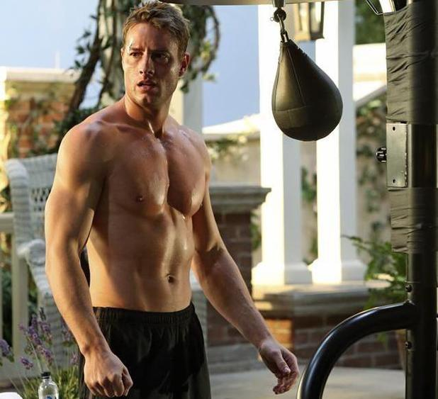 Justin Hartley in Revenge