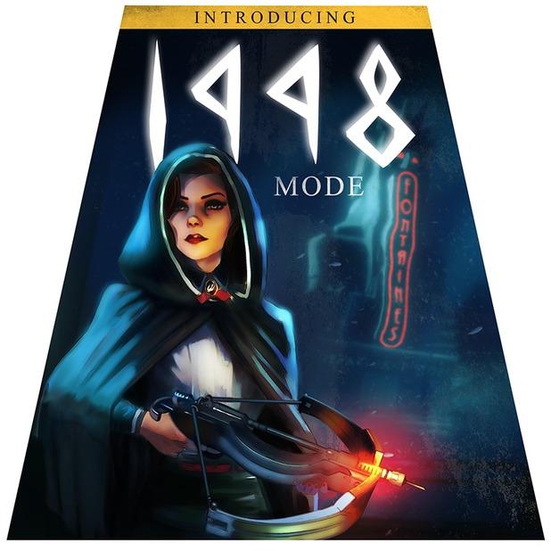 BioShock Infinite: 1998 Mode