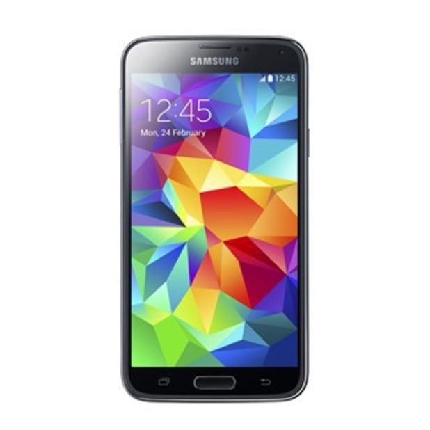 Samsung's Galaxy S5 smartphone