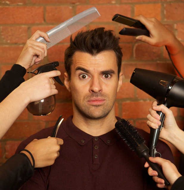 Steve Jones hosts BBC Three's Hair