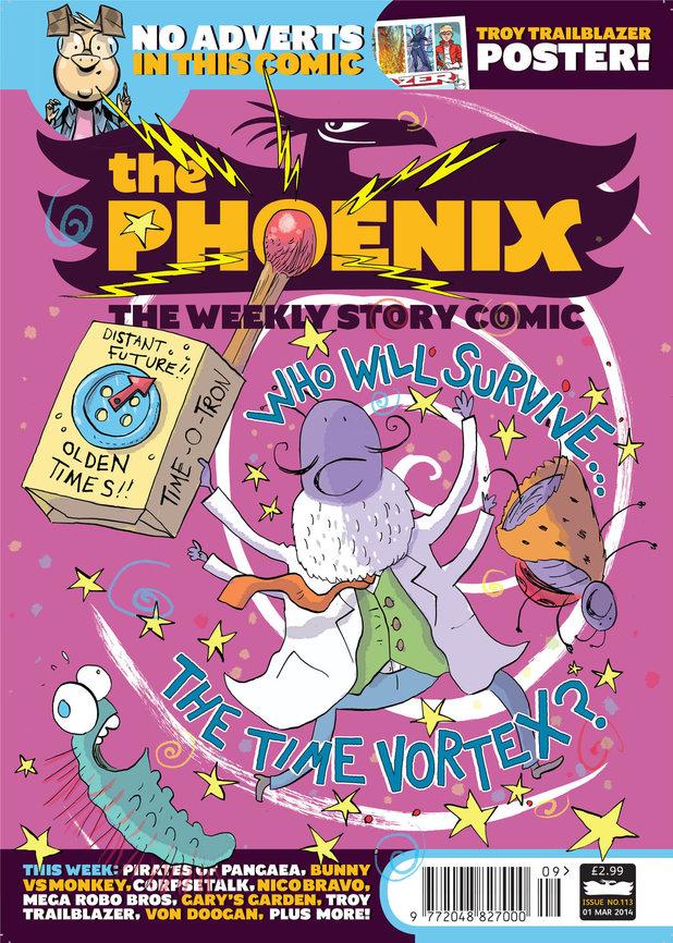 The Phoenix #113