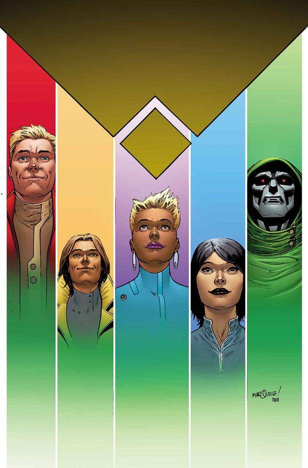 Avengers AI #12