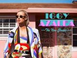 Iggy Azalea 'The New Classic' album artwork