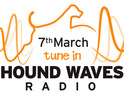 Hound Waves radio will provide a range of dog-related programming from March 7.