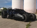 A Tumbler vehicle similar to those used in Christopher Nolan's films is on sale.