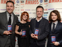 WhatsOnStage Awards name Radcliffe best actor, while Grint is honoured for Mojo.