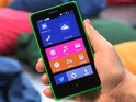 Finnish phone maker launches the Nokia X, X+ and XL handsets.