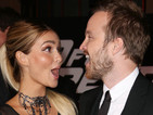 Aaron Paul, Lauren Parsekian arrive at Need for Speed premiere in style