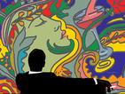 Mad Men debuts psychedelic season seven poster - picture