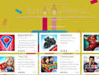 Google Play launches birthday savings to mark 2nd year in operation
