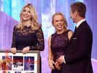Dancing on Ice: Holly Willoughby returns in emotional final show