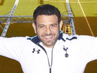 Adam Richman visits White Hart Lane for new Fandemonium show