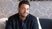Adam Richman talks about his new show Fandemonium which celebrates super fans.